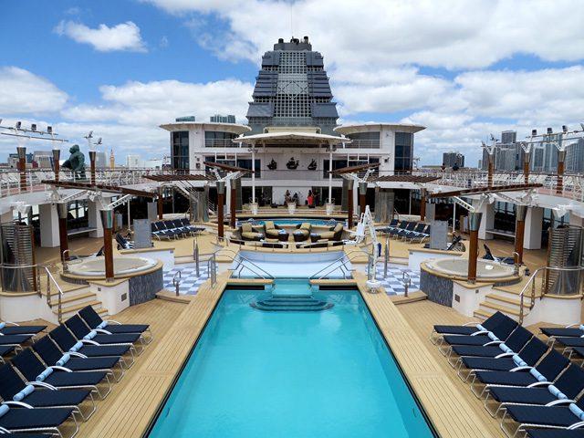 bolid norwegian sun cruise ship