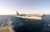 Life in the Fast Lane Aboard USNS Joshua Humphreys