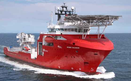 Vessel Details For Skandi Salvador Multi Purpose - Skandi