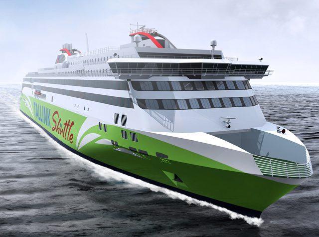 tallink shuttle ferry