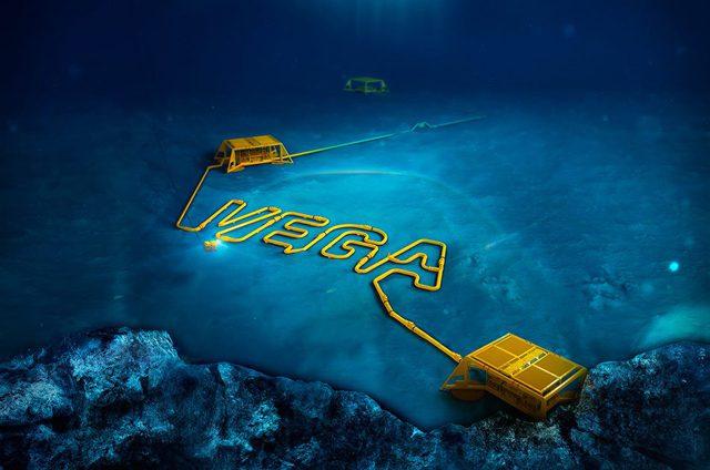 vega subsea field