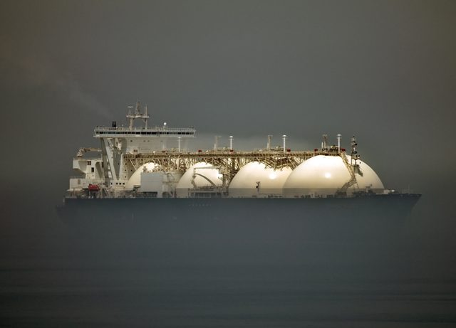 lng carrier natural gas