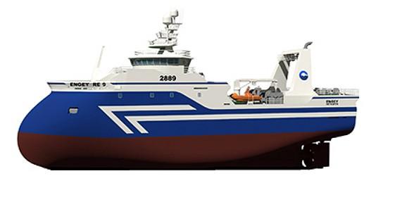 wet trawler