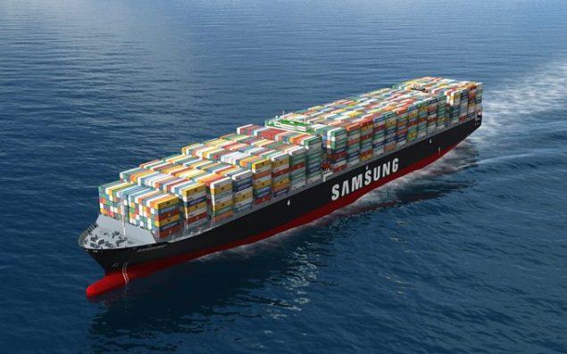 Illustration: Samsung Heavy Industries