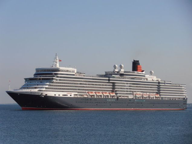 MS Queen Elizabeth. Photo: Creative Commons