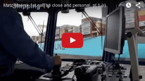Watch: Parking a Triple-E at Felixstowe – Tug's Perspective