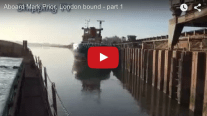 Video: London-bound Aboard Mark Prior – Shipping TV