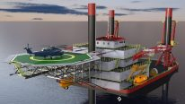 Triyards to Build AK Suda-Designed Liftboat and High Speed Aluminum Vessel