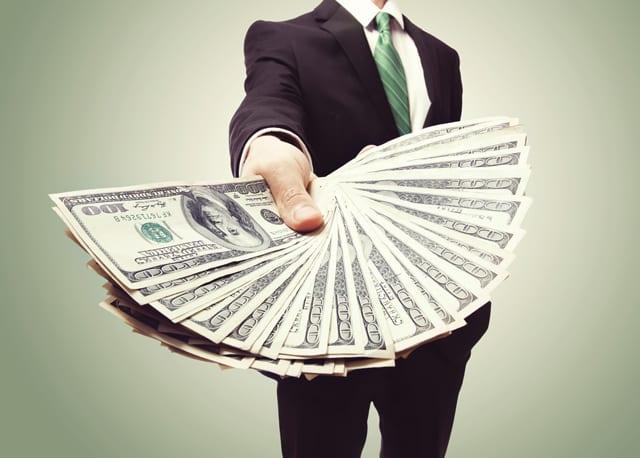 money business man cash