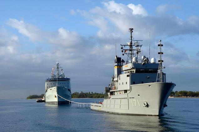 Photo: Military Sealift Command