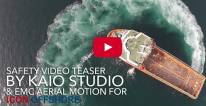 Icon Offshore Shoots Video Aboard the PSV Tanjung Piai 2