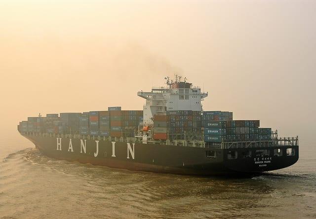 Hanjin Creditors Threaten Receivership