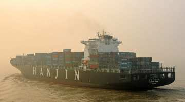 Hanjin Submits Last-Ditch Bid to Avoid Bankruptcy