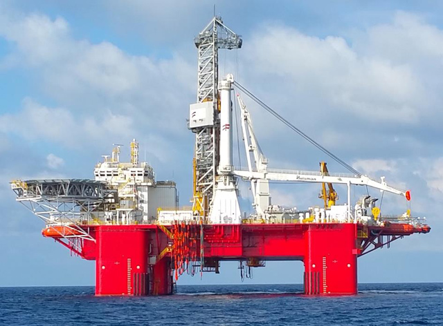 q5000 sea trials helix esg well intervention