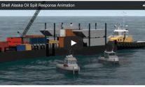 Video: How Shell Plans to Deal with a Worst-Case-Scenario Oil Spill in the Alaskan Arctic