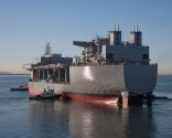 USNS Lewis B. Puller – First Afloat Forward Staging Base Delivered to U.S. Navy