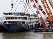 China Blames Weather for Cruise Ship Disaster as Charges Loom