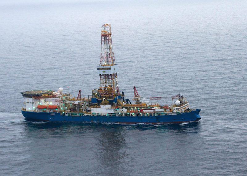 Noble Discoverer drillship