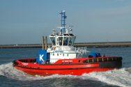 RT Emotion – Germany's First Hybrid Tug Named