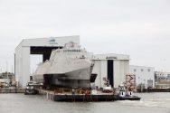 U.S. Navy to Christen LCS 10 – USS Gabrielle Giffords