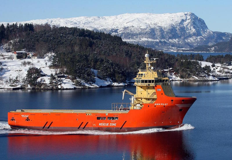 Siem Pilot file photo courtesy Siem Offshore AS