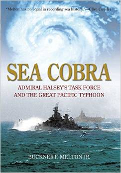 Sea Cobra by Buckner Melton Jr.