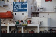 MT Alexander Spirit Sit-In: Australian Crewmembers Ordered to Sail