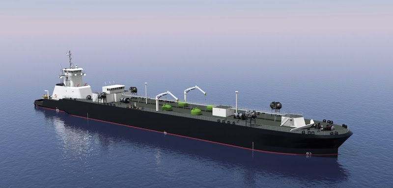 Atb Mobile App >> Ocean-Going LNG Bunkering Barge Concept Receives Class Approval – gCaptain