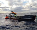 Bunker Tanker Saved Off Scotland
