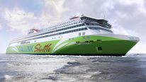 Meyer Turku Starts Construction On LNG-Powered Fast Ferry for Tallink