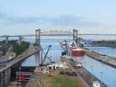 Soo Lock Closure Shows Need for Second Large Lock, Great Lakes Carriers Say
