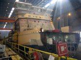 Sanctioned Arctech Helsinki Shipyard Hopes for Icebreaker Zeal in Arctic