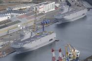 Egypt Takes Delivery of Second Mistral Warship