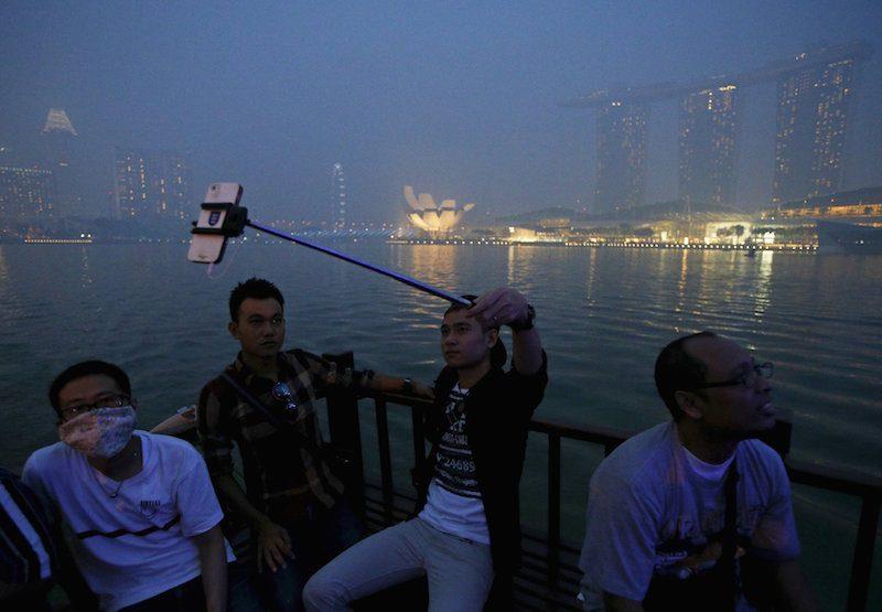 Photos REUTERS/Edgar Su