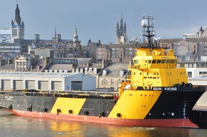 PSV Idun Viking. Photo: Supply Supply Ships