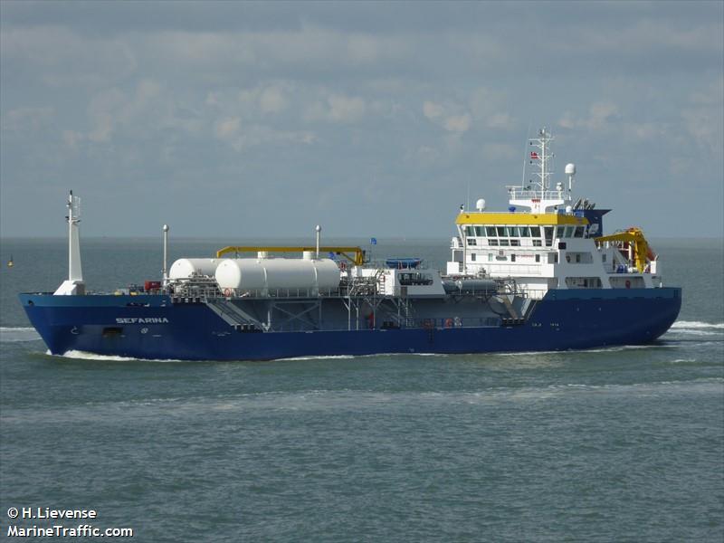 MV Sefarina. Photo: MarineInsight/