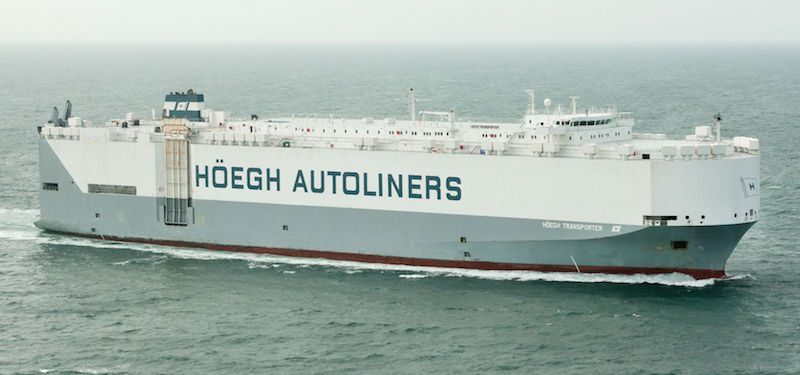 Höegh Transporter. File Photo: Höegh Autoliners