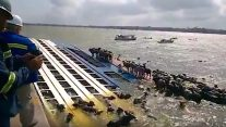 Thousands of Cattle May Have Died After Livestock Carrier Capsizes Pierside in Brazil