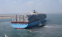 Maersk in Good Spot After Surprise Shipping Profit