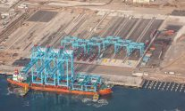 WATCH: Three of the World's Largest Cranes Arrive in Mexico