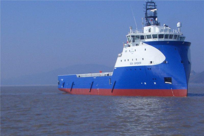 Photo: Deep Sea Supply Service