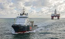 Ship Photos of the Day – Long-Haul Ocean Towing