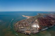 Port Hedland Iron Ore Exports to China Drop as Prices Sink