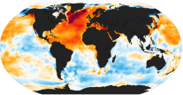 Pacific Ocean Is Abnormally Warm But Don't Panic Yet