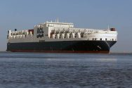 ACL's Atlantic Star, World's Biggest Roll-On/Roll-Off Containership