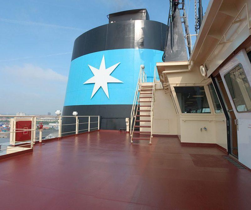 M/V Gudrun Maersk