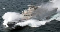 U.S. Navy's New LCS Towed to Port After Breaking Down Off Virginia