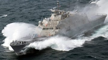 U.S. Navy Urged to Slow LCS Deployments Until More Testing