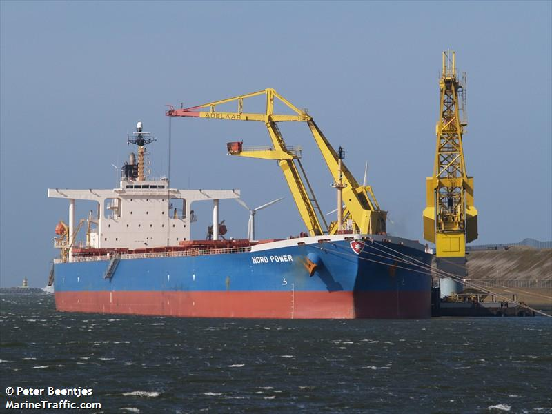 The 2005-built Nord Power. Photo: MarineTraffic.com