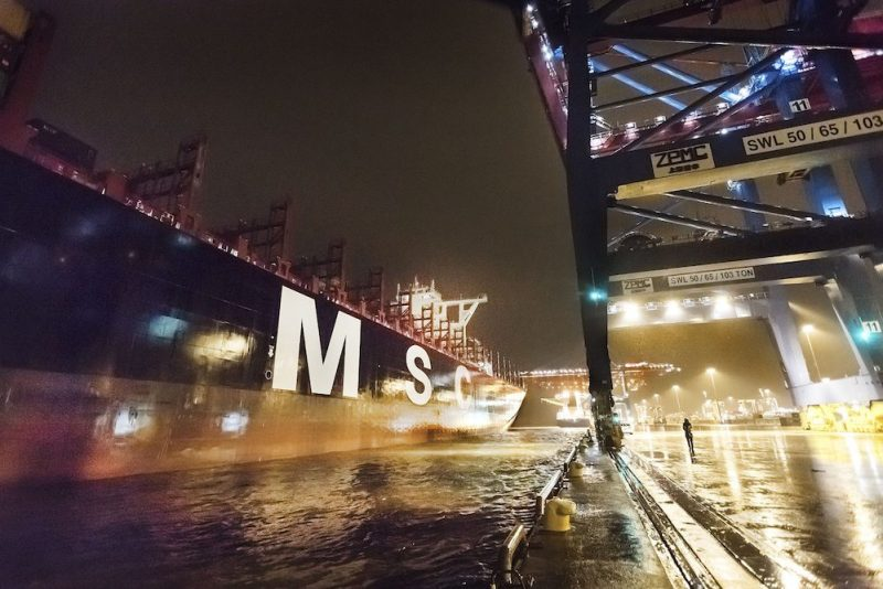 Photo credit: APM Terminals